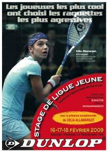 Stage Jeune Squash