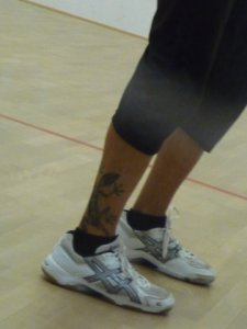 Jeu concours : A qui appartient ce tatouage ? Le premier à trouver gagne(...)