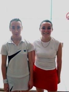 Aurore et Nathalie