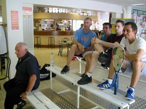 Résumé Open Squash Yonnais