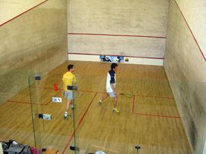 Gros match de Pascal vs Bruno