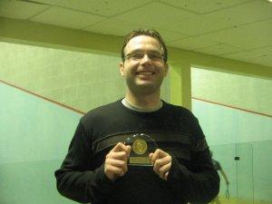 Vainqueur des 3ème série 2007/2008 en Pays de Loire