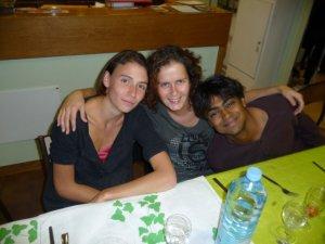 Camille, Manue et Mat