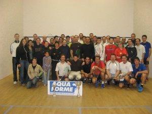 Résumé Open Squash Nantais 2008